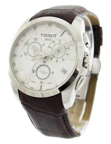 Tissot Couturier Quartz Chronograph T035.617.16.031.00 - Men Tribe