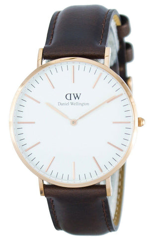 Daniel Wellington Classic Bristol Quartz DW00100009 - Men Tribe