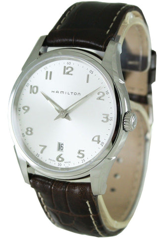 Hamilton Jazzmaster Thin line Quartz H38511553 - Men Tribe