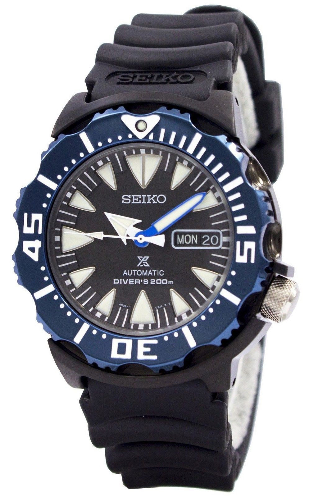 Seiko Prospex Sea Monster Automatic Diver's 200M SRP581K1 - Men Tribe