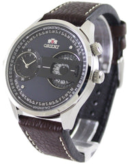 Orient Dual Dial Automatic FXC00003B - Men Tribe