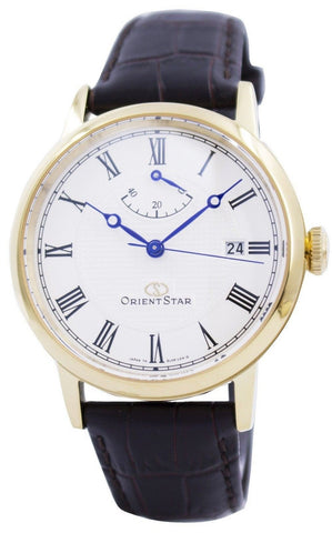 Orient Star Elegant Classic Automatic Power Reserve SEL09002W0 - Men Tribe
