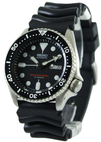 Seiko Automatic Diver's SKX007J1 200m Made in Japan - Men Tribe