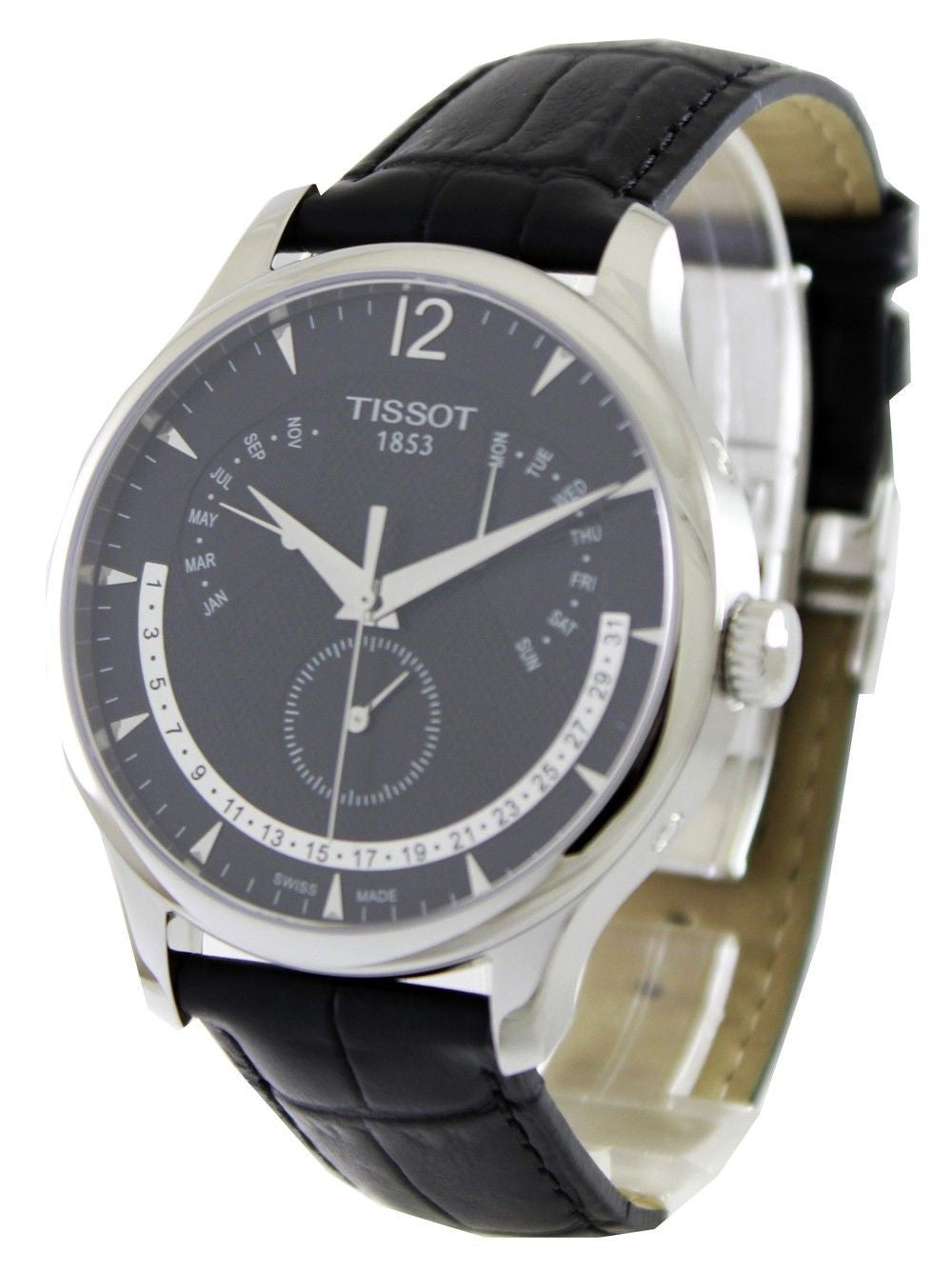 Tissot Tradition Perpetual Calender T063.637.16.057.00 - Men Tribe