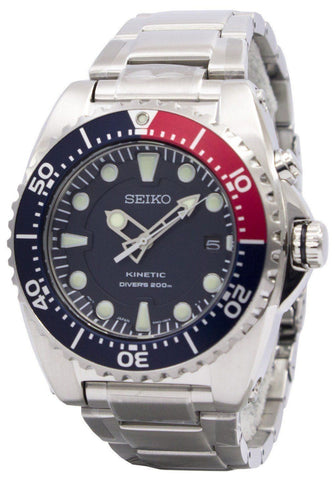 Seiko Kinetic Diver's 200M SKA369P1 - Men Tribe