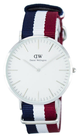 Daniel Wellington Classic Cambridge Quartz DW00100017 - Men Tribe