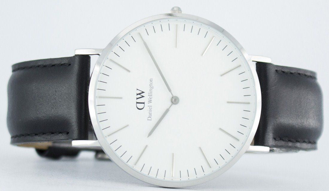 Daniel Wellington Classic Sheffield Quartz DW00100020 - Men Tribe