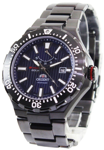 Orient M-Force Delta Collection Automatic Power Reserve EL07001D - Men Tribe