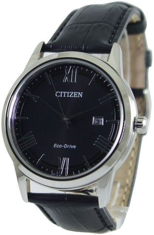 Citizen Eco-Drive Power Reserve AW1231-07E - Men Tribe