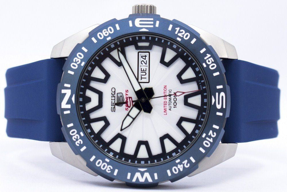 Seiko 5 Sports Automatic Limited Edition SRP783K1 - Men Tribe