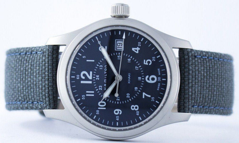 Hamilton Khaki Field Quartz Swiss Made H68201943 - Men Tribe