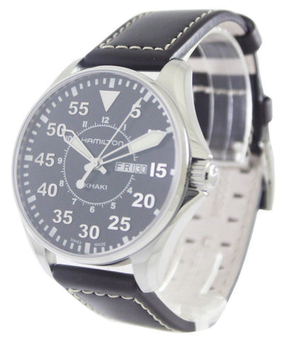 Hamilton Khaki Aviation Pilot H64611535 - Men Tribe