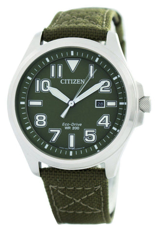 Citizen Eco-Drive Military 200M AW1410-32X - Men Tribe