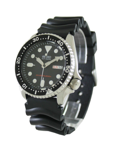 Seiko Automatic Diver SKX007K1 Rubber Band - Men Tribe