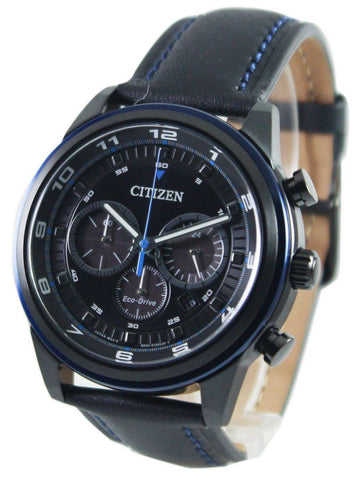 Citizen Eco-Drive Chronograph CA4036-03E - Men Tribe