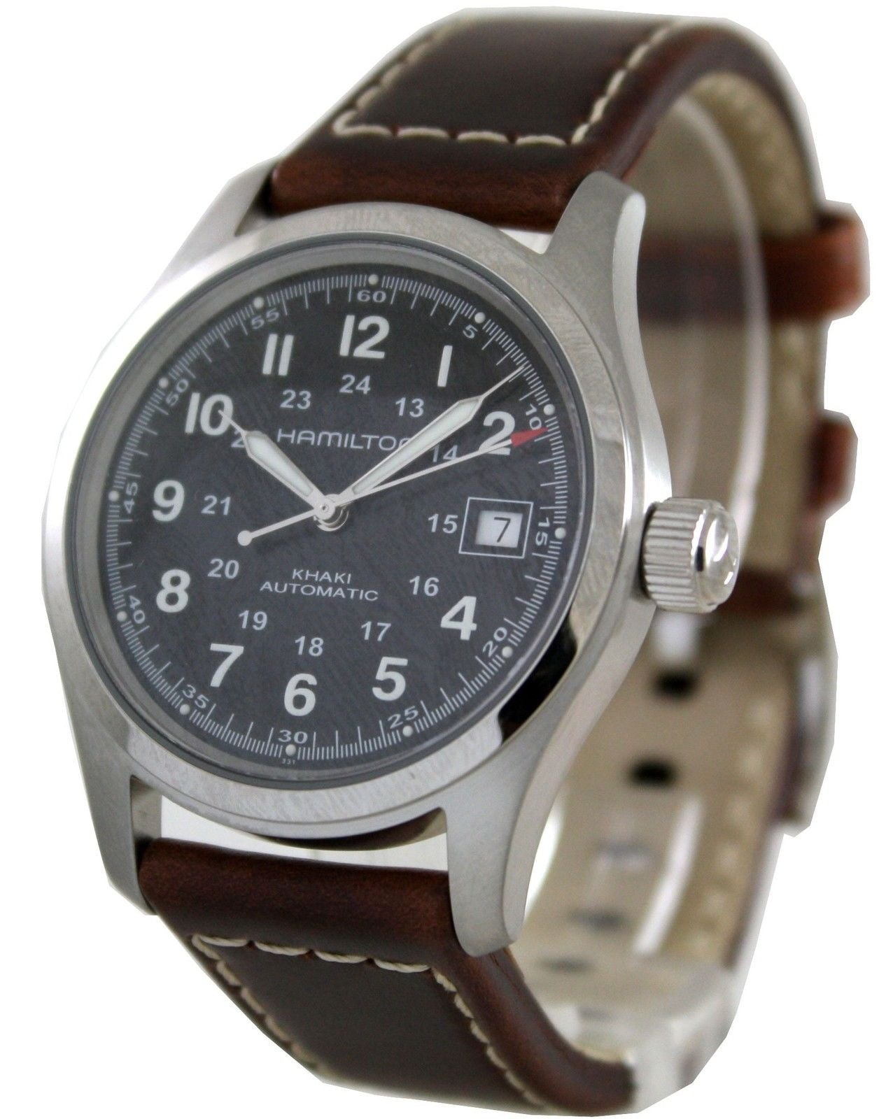 Hamilton Khaki Field H70455533 - Men Tribe