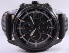 Citizen Eco Drive Leather Chronograph CA0375-00E - Men Tribe