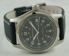 Hamilton Khaki Field Automatic H70455863 - Men Tribe