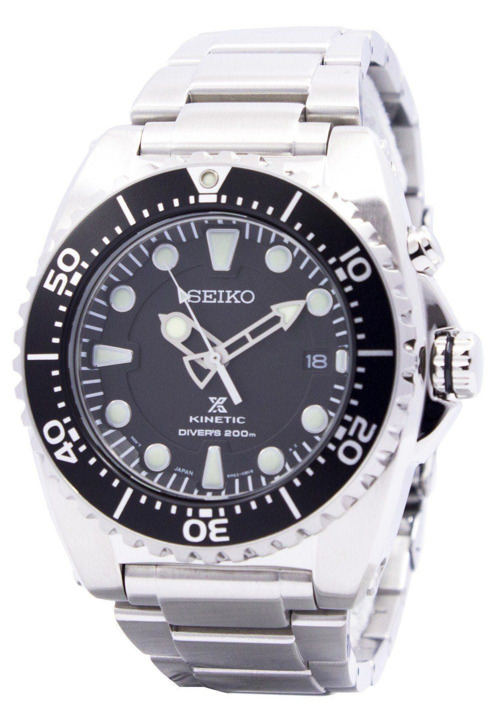 Seiko Kinetic Diver's 200M SKA371P1 - Men Tribe