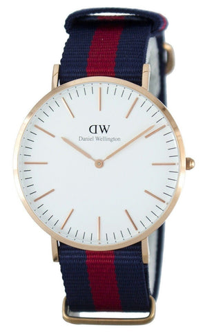 Daniel Wellington Classic Oxford Quartz DW00100001 - Men Tribe