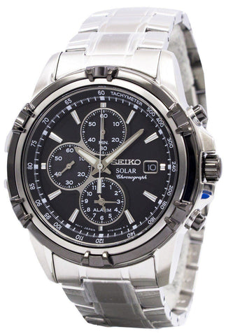 Seiko Solar Chronograph SSC147P1 - Men Tribe