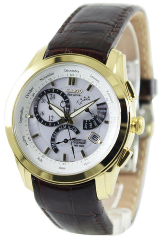 Citizen Perpetual Calendar Eco-Drive BL8002-08A - Men Tribe