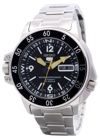 Seiko 5 Automatic Map Meter SKZ211K1 - Men Tribe
