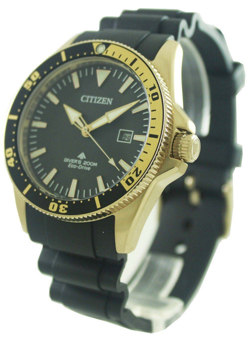 Citizen Eco-Drive Professional Divers BN0104-09E - Men Tribe
