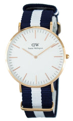 Daniel Wellington Classic Glasgow Quartz DW00100004 - Men Tribe