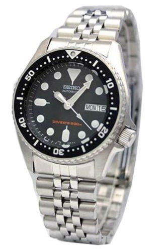 Seiko Automatic Scuba Divers 21 Jewels SKX013K2 - Men Tribe