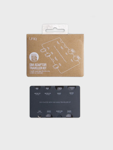 Sim Adaptor Traveller Kit - uniqcreation