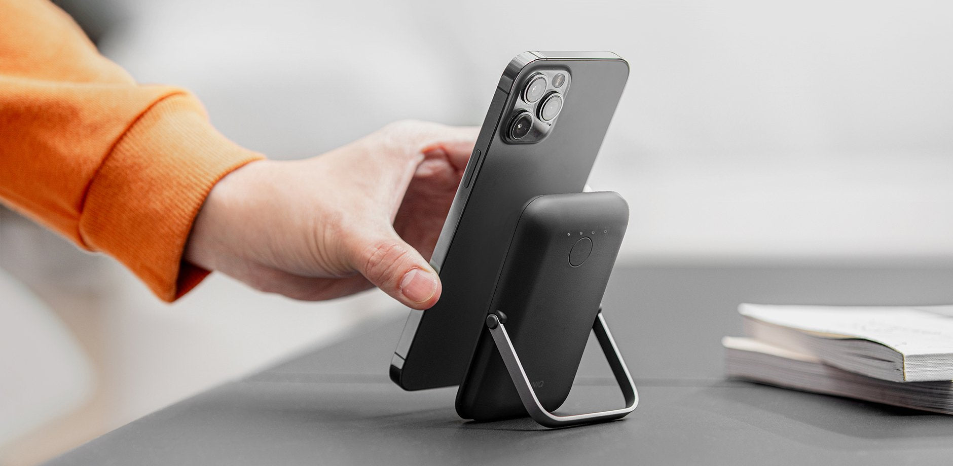 UNIQ Strova Stainless Steel Band For Apple Watch