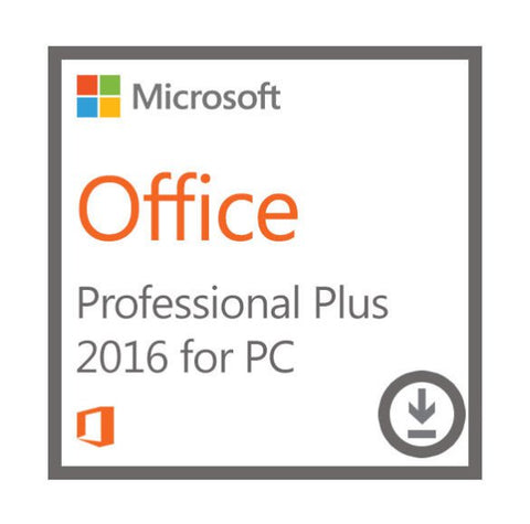 Office Professional Plus 2016 - Download - GGR Electronics