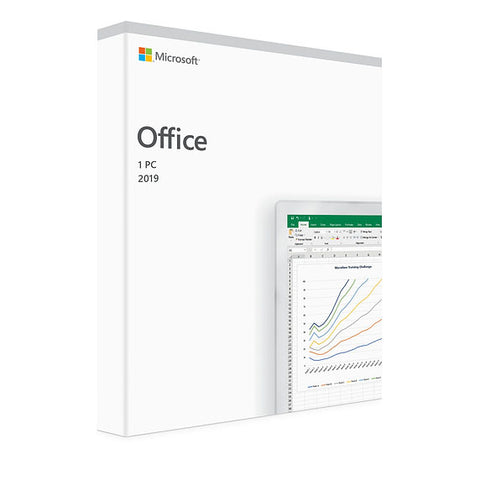 Microsoft Office Professional 2019 - Full Version License for Windows - GGR Electronics