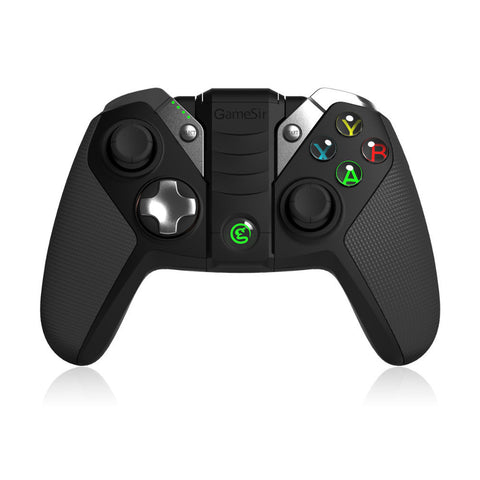 GameSir G4s 2.4Ghz Wireless Controller Bluetooth Gamepad for Android TV BOX Smartphone Tablet PC VR Games - GGR Electronics