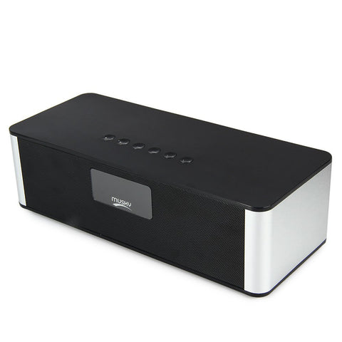 MUSKY DY21L Multimedia HIFI V4.0 Speaker with Stereo FM AUX Wireless Bluetooth Built in Mic - GGR Electronics