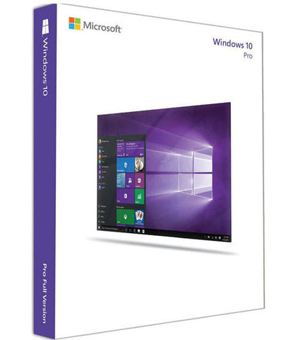 Microsoft Windows 10 Pro - License - Download - GGR Electronics