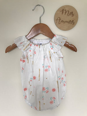 Penny Arrow Romper