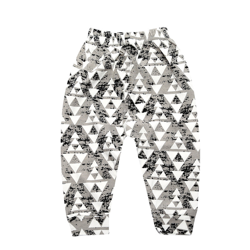 Monochrome theme pants