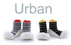 Attipas Urban {Red & Yellow}