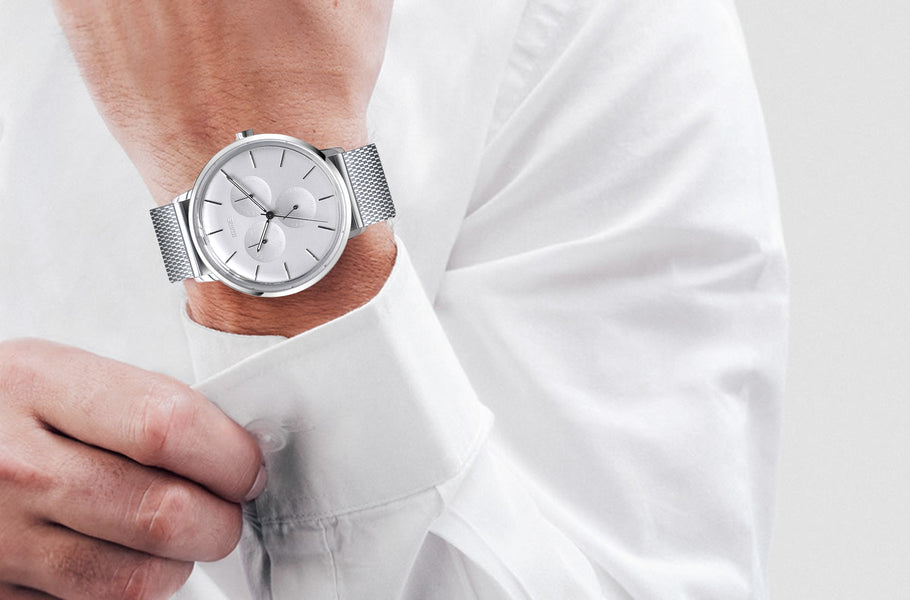 IMME Watches. Minimalistic, Subtle and Original design