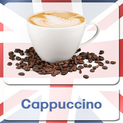 Cappuccino E-liquid Juice REview Ultimate Version 2 Vape uk