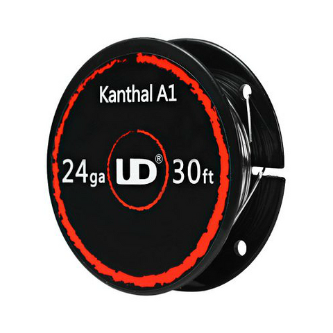 ud kanthal wire grade a1 coil wire 24gauge 30ft vape supplies uk