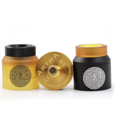 advken artha rda dripper tank for ecigarette and eliquid uk free delivery