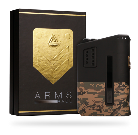 Limitless arms Race Box Mod Cloudvapinguk