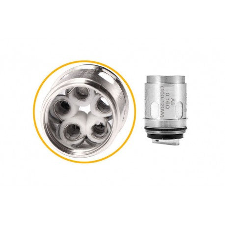 aspire athos coil a5 0.16 ohm coil for ecigarette and eliquid
