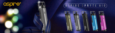 aspire spryte all in one ecigarette kit