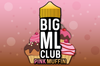 big ml club eliquid pink muffin