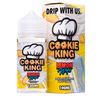 cookie king lemon wafer eliquid