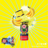 vape duty free banana chill eliquid 50ml short fill